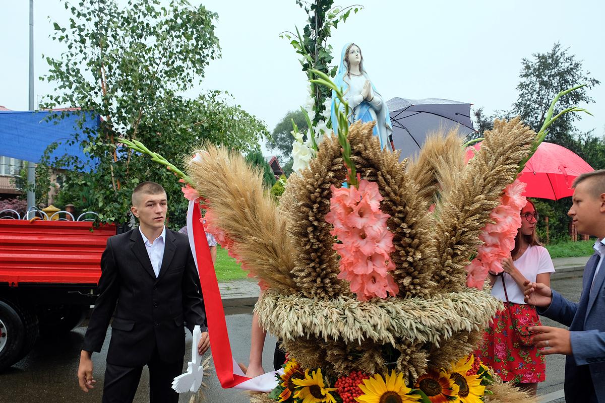 Uroczystość Wniebowzięcia Najświętszej Maryi Panny - Środa - 15 sierpnia 2018r.