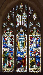 Ascension of Christ (Cox & Son? 1874)