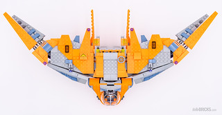REVIEW LEGO Marvel 76107 Thanos Ultimate Battle 15