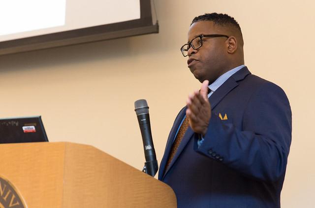 Criminal Justice Administration Graduate Symposium (July 2018)