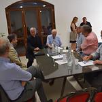 01-08-2018 - Prima riunione commissione ricostruzione Basilica S. Benedetto