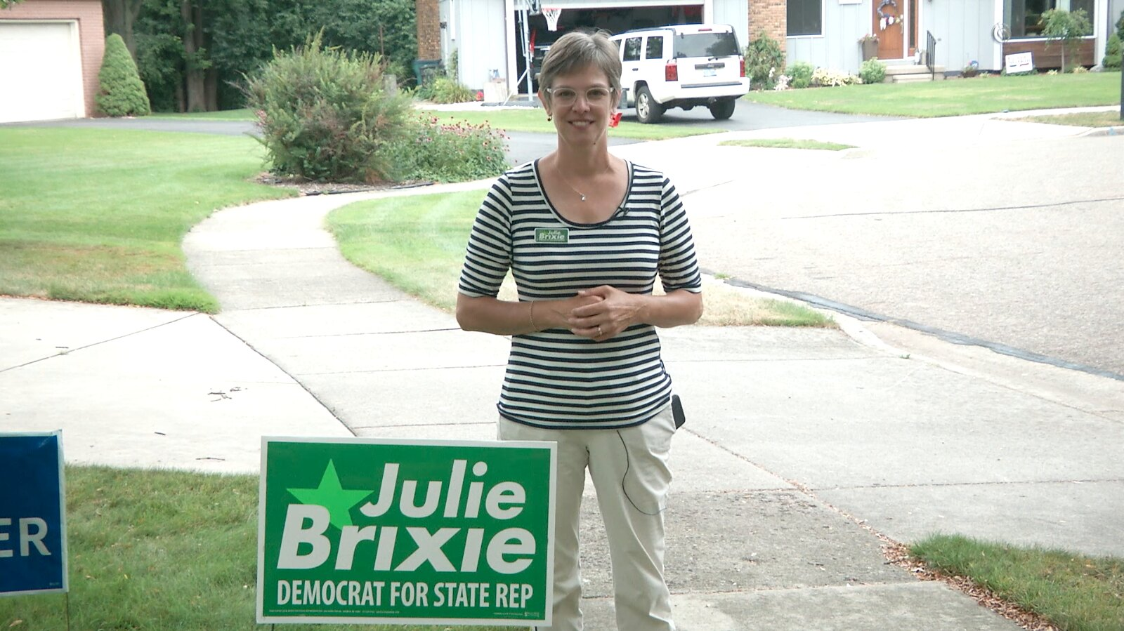On the Campaign Trail: Julie Brixie 69th State Rep. Candidate (D)