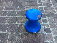 Blue !!! - Photo of Saint-Laurent