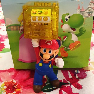 Mario Happy Meal Toy 2018