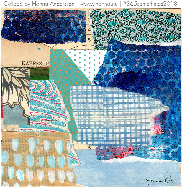 Dreaming of Marrakesh - Collage no 209 by iHanna