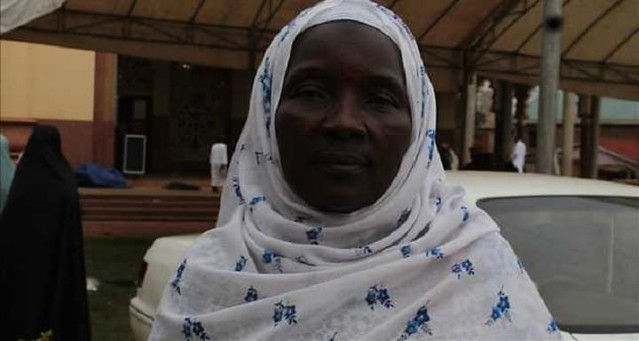 2081 Woman from Uganda saved money for 10 Years to Perform Hajj