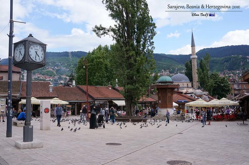 2018 Bosnia Sarajevo Bašcaršija-1