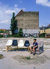 Wojtek. Berlin, Germany.
