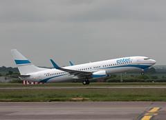 SP-ENR Boeing 737-8Q8 Enter Air