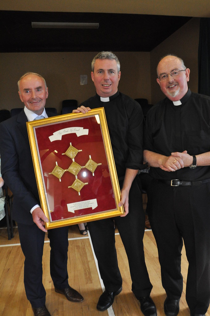 Tributes Paid To Dunfanaghy's Departing Rector