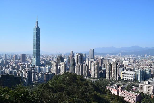 ville de Taipei, Taiwan