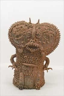 Sculpture de Shinichi Sawada (Biennale de Venise 2013
