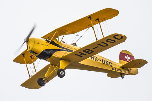 Bucker Jungmann Bu-131