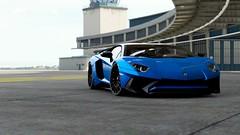Lamborghini Aventador SV / FM7