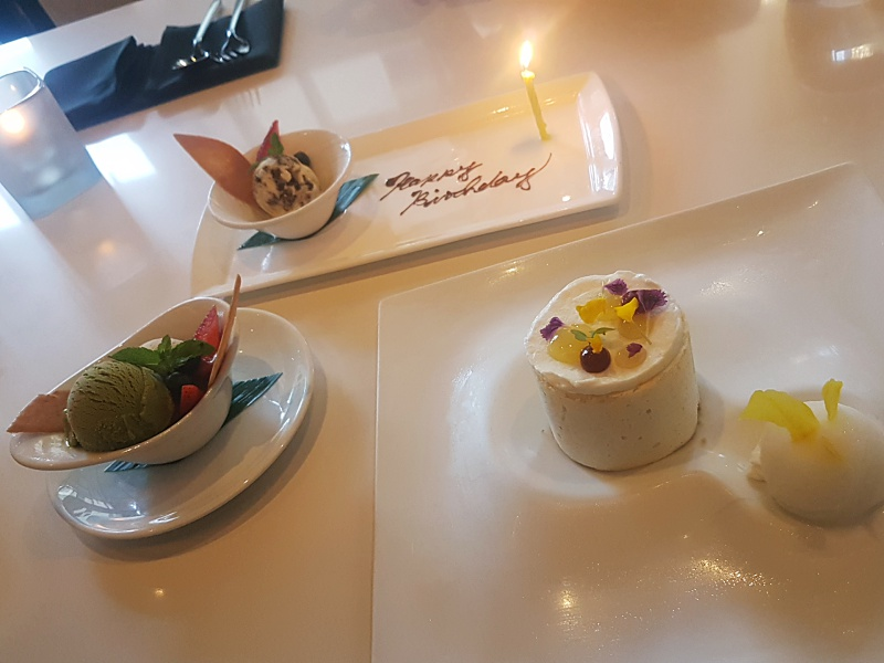 Miku desserts
