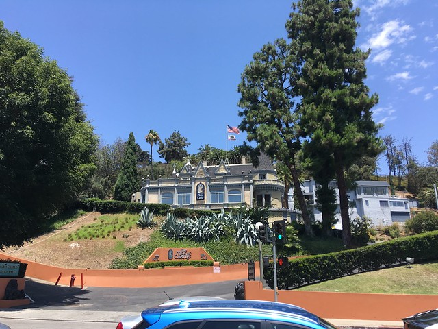 The Magic Castle Hotel and Club