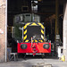 D2207 in Grosmont Shed