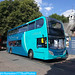 YX64VMF 4411 Arriva Sapphire Midlands West in Tamworth