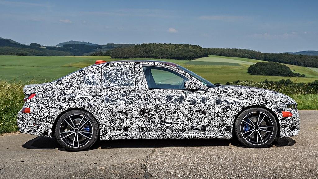 Нова серија 3 на BMW (G20) 5