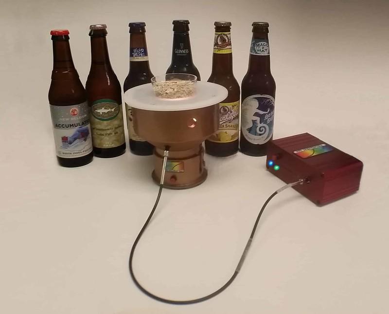 NIR-spectrometer-Beer