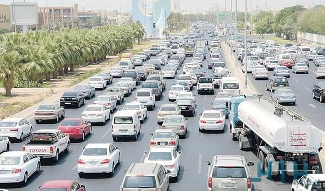 1566 4 Ways to Survive Cruel Traffic of Riyadh & Jeddah 01