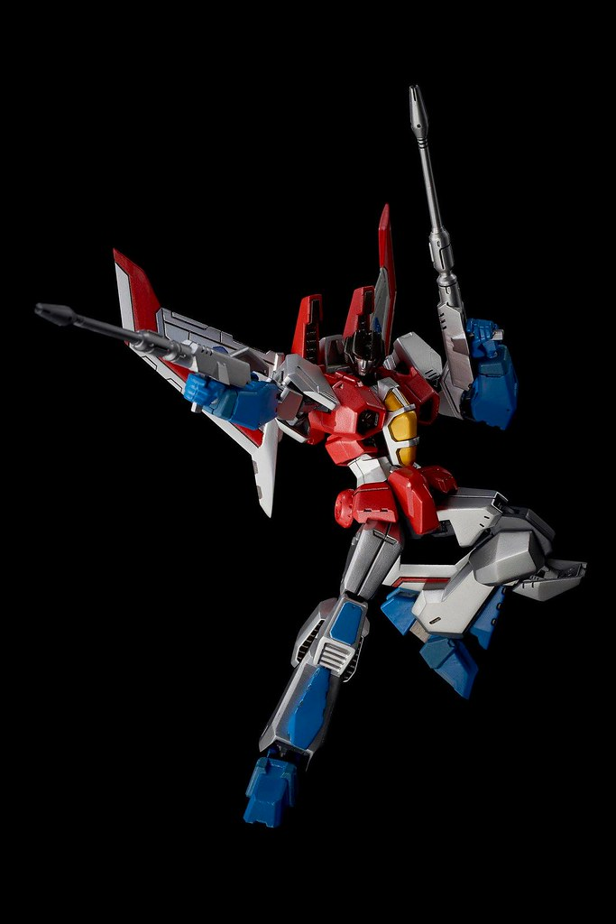 Flame Toys Fural Model 系列 變形金剛【天王星】Starscream Model Kit 組裝模型