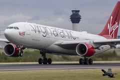 Virgin Atlantic Airbus A330-223 G-VMIK
