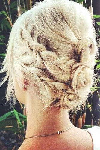 Most Stunning Braided Short Hair Styles To Top Level Of Beauty 10