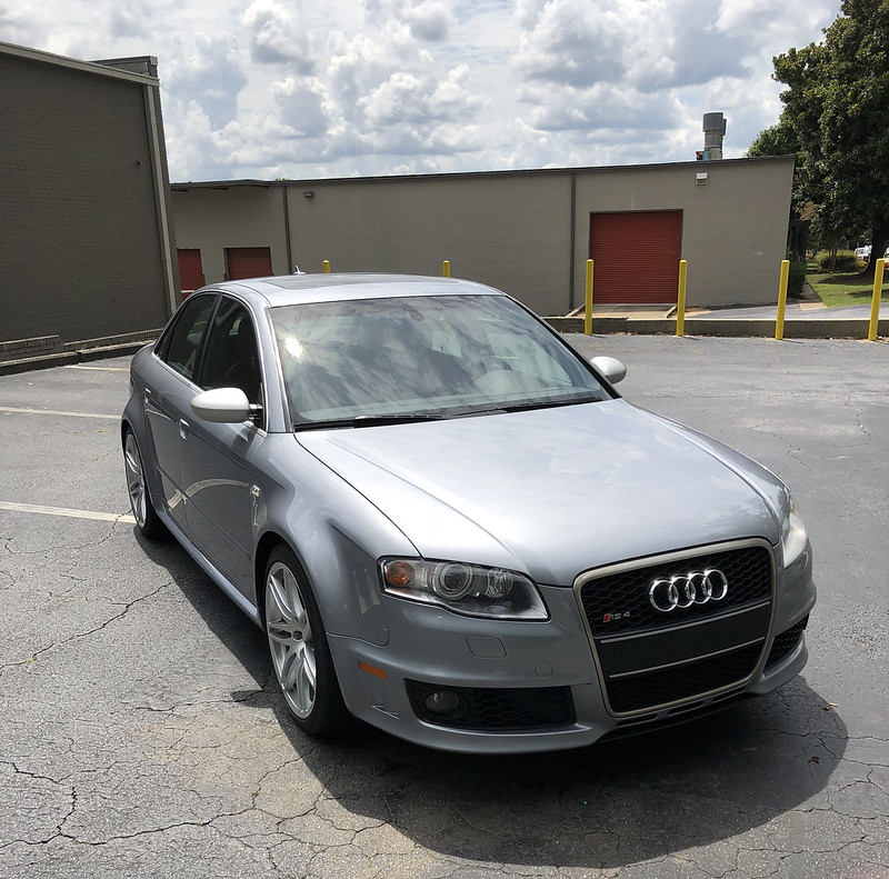 For Sale: 2008 Audi RS4