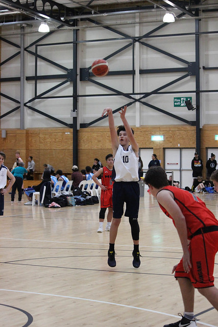 BOP Secondary School Junior Basketball Championship_2018