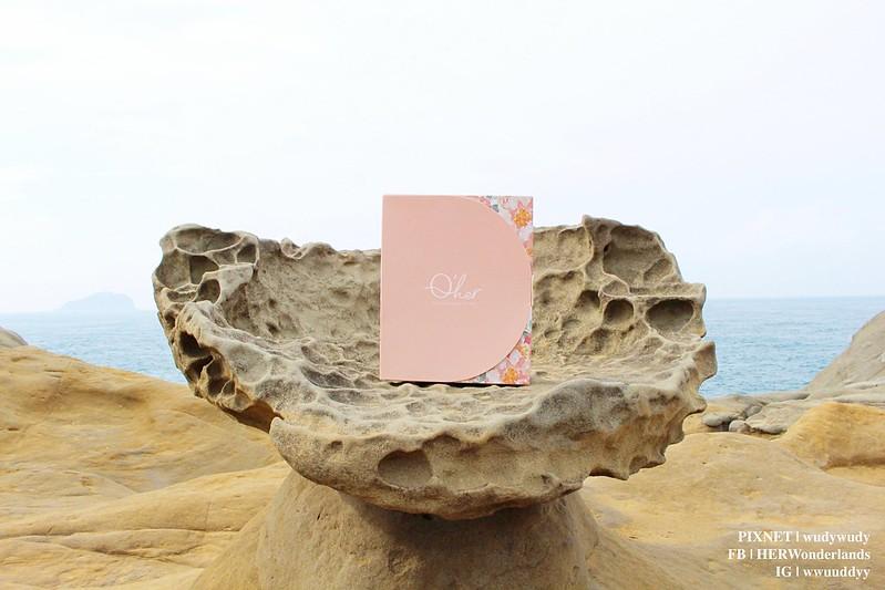 Qher 植感山茶花系列 保濕洗卸慕斯 提亮粉嫩素顏霜4