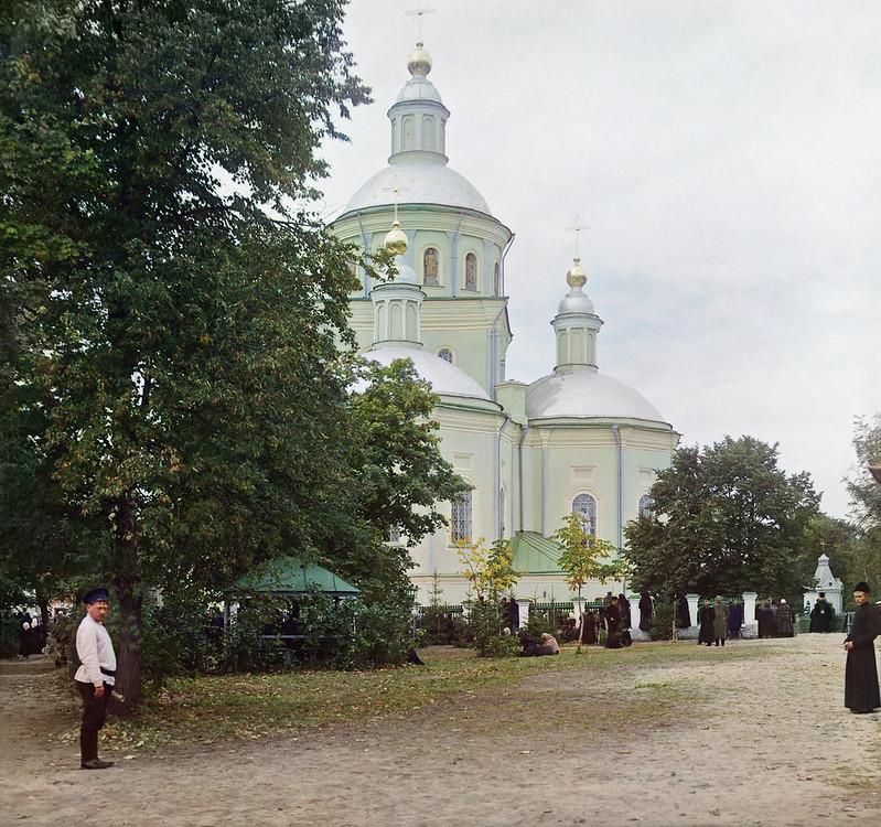 Троицкий собор Белгородского мужского Свято-Троицкого монастыря