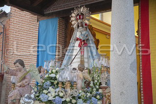 Traslado Nuestra Señora de Butarque 2018. Fiestas 2018. 14/08/2018