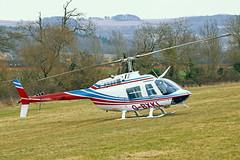 G-BXKL Bell 206B-3 Jet Ranger III [3006] (Swattons Aviation Ltd) Chelt