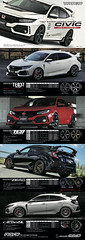 Rays Civic Type R Guide