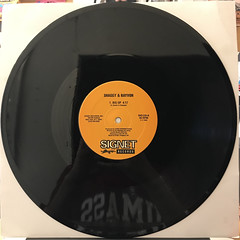 SHAGGY & RAYVON:BIG UP(RECORD SIDE-A)
