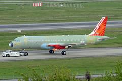 Airbus Industrie (Air India) Airbus A320 F-WWDJ