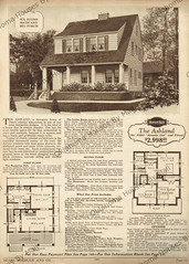 Sears Modern Homes 1928 Ashland