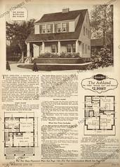 Sears Modern Homes 1928 Ashland