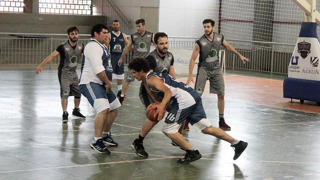 3ª Liga de Basquete: FisioCenter/FastGourmet vence o Guaraniaçu por 76 a 44