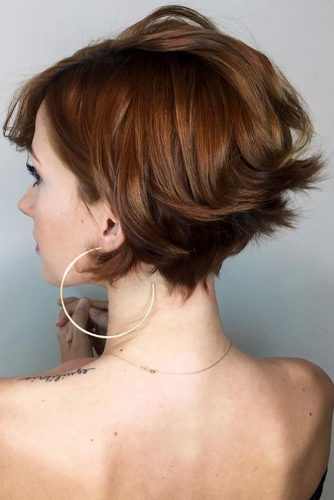 Best Short Bob Hairstyles 2019 Get That Sexy-short haircut trends to try now 6