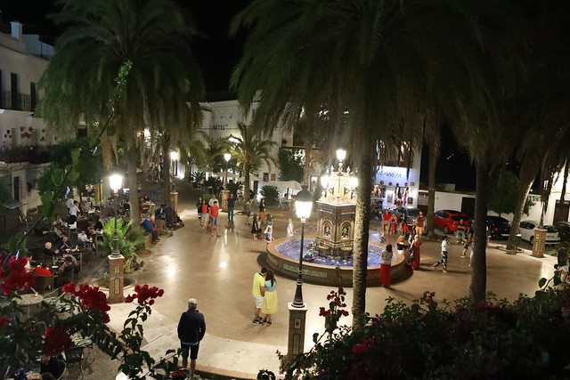 Plaza de Espana, Vejer, Canon EOS 5D MARK IV, Canon EF 24-70mm f/2.8L