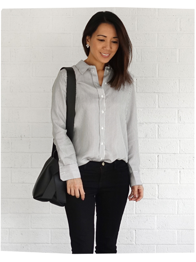 Everlane Silk Shirt Review
