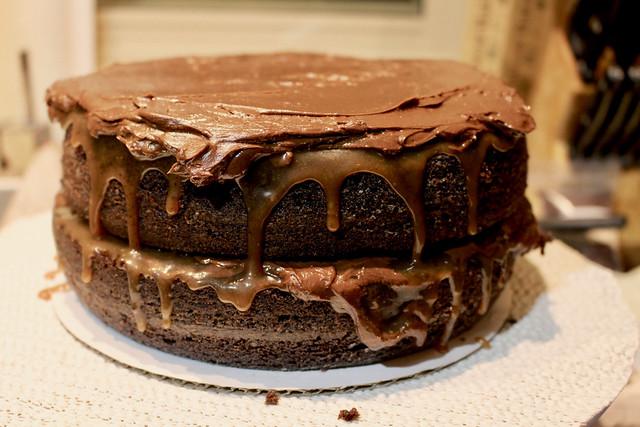 Sweet & Salty Cake - 28
