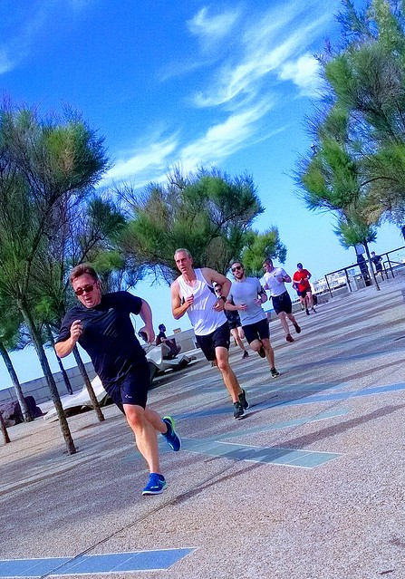 Colourful event #101 at Worthing Parkrun 23/06/18