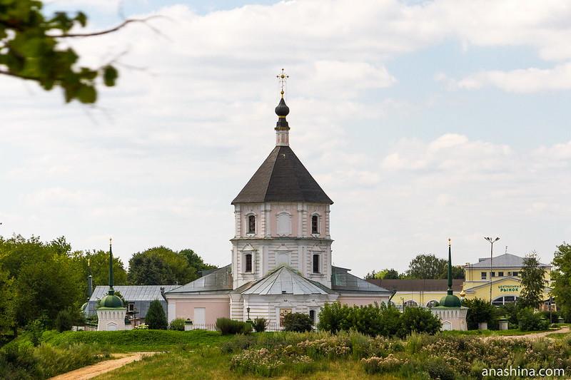 Церковь Покрова Пресвятой Богородицы, Тверь
