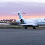N989SF - Crystal Luxury Air - Bombardier Global XRS