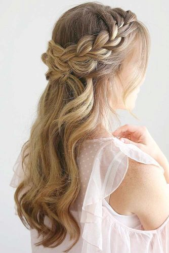 30+Most Stunning French Braid Hairstyles To Make You Amazed! 1