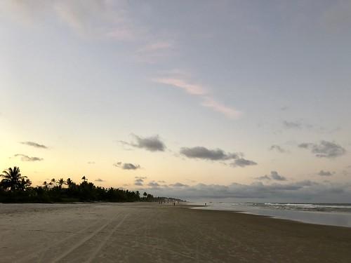 Entardecer em Ilhéus-Bahia