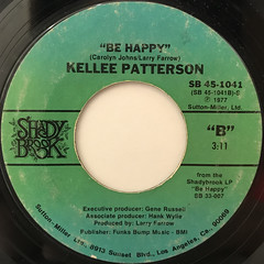 KELLEE PATTERSON:IF IT DON'T FIT, DONT FORCE IT(LABEL SIDE-B)